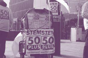 50PLUS op weg naar de toekomst